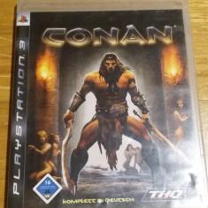 PS3 Conan - joc original by WADDER - Jocuri PS3 Thq, Actiune, 16+, Single player