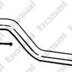 Toba esapamet intermediara OPEL VECTRA C GTS 1.9 CDTI - BOSAL 286-101 - Toba finala auto