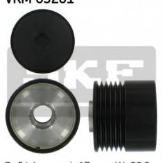 Sistem roata libera, generator FIAT PUNTO 1.3 D Multijet - SKF VKM 03201 - Fulie