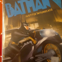 Dublu-dvd BATMAN-JUSTITIE INTUNECATA, subtitrat in romana - Film animatie warner bros. pictures