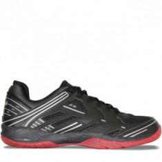 Adidasi originali sport barbati HUMMEL -cutie - running- handbal - 44, 44.5, 45, 46 - Adidasi barbati Hummel, Culoare: Negru, Piele sintetica