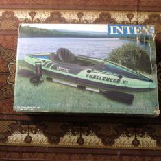 Caiac INTEX Challenger K1 - Barca Pescuit