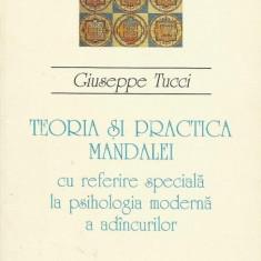 Giuseppe Tucci-Teoria si practica mandalei - Carti Budism, Humanitas