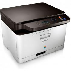 Multifunctional laser color Samsung CLX-3305, A4 - Imprimanta laser color