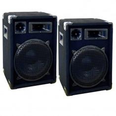 Pereche boxe Omnitronic DX 1222 1200 WPA