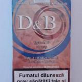 Tigari foi D&B 42, 5 g - Foite tigari