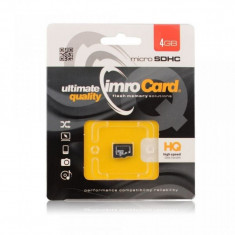 Card memorie Toshiba MicroSD| 4GB fara adaptor |Blue Star