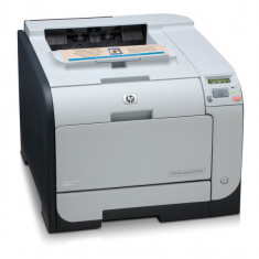 HP LaserJet CP 2025DN, Color, 20 ppm, 600 x 600 dpi, USB, Retea, Duplex - Imprimanta laser color