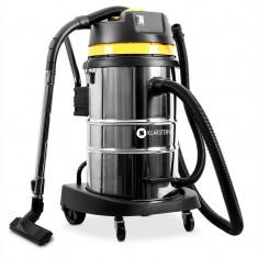 Klarstein IVC-50 aspirator pentru aspirare uscată și umedă - Aspirator cu Filtrare prin Apa