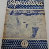 REVISTA APICULTURA NR. 1/1958