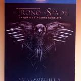 "Dvd Blu-Ray Sezonul 4 ""Urzeala Tronurilor"" - Film serial warner bros. pictures, Fantastic, Italiana"