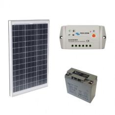 Kit fotovoltaic Idella 50W - IDL50W22A - Panouri solare