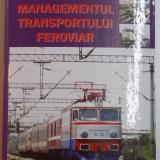 MANAGEMENTUL TRANSPORTULUI FEROVIAR de VIOREL SIMUT, 2001 - Carte Geografie