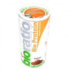 Proteina Organica (doua componente proteina) Cacao 500g - Supliment sport