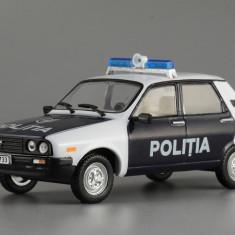 Macheta Dacia 1310 Politie Masini de Legenda - Rusia scara 1:43 - Macheta auto