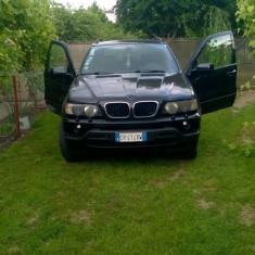 Bmw x5 - Autoturism BMW, Seria X, X5, An Fabricatie: 2003, Motorina/Diesel, 194000 km
