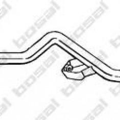 Toba esapamet intermediara TOYOTA HIACE II caroserie 2.0 - BOSAL 290-663 - Toba finala auto