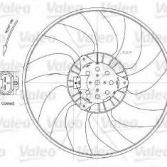 Ventilator, radiator OPEL VECTRA C 3.0 CDTi - VALEO 696028 - Ventilatoare auto