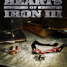 Hearts of Iron III - Jocuri PC Altele, Strategie, 12+, Single player