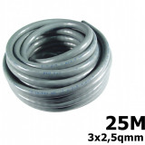 25M coil VO-XMvKas Ground Cable 3x2, 5 qmm CA055