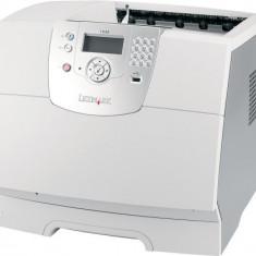 Imprimanta laser monocrom Lexmark T640N, Retea, USB - Imprimanta laser alb negru