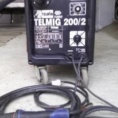 Aparat sudura Telmig 200/2 MIG/MAG