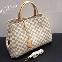Genti Louis Vuitton Montaigne GM Collection 2016 * LuxuryBags * big size * - Geanta Dama Louis Vuitton, Culoare: Din imagine, Marime: Masura unica, Geanta de umar, Piele
