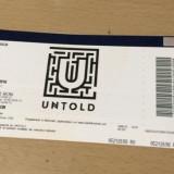 Bilet Untold ziua 3 (ARMIN VAN BUUREN) - Bilet concert
