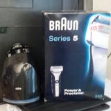 Aparat de barbierit Braun serie 5