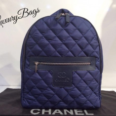 Chanel Sport Backpack Collection 2016 * LuxuryBags * - Geanta Dama Chanel, Culoare: Din imagine, Marime: Masura unica, Geanta rucsac, Panza