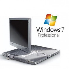 Laptop Refurbished Panasonic Toughbook CF C1 i5 2520M Win7Pro - Laptop Panasonic