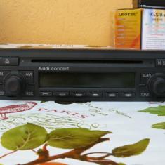 CD AUDI A4 Concert original second hand Germania - Pachete car audio auto