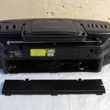 Radiocasetofon/cd portabil Boombox.