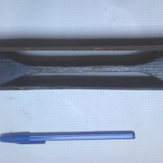 Aparat dispozitiv pt. ascutiti brici vechi strop; este functional