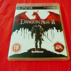 Joc Dragon Age II, PS3, original, alte sute de jocuri! - Jocuri PS3 Ea Games, Actiune, 18+, Single player