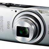 Aparat foto digital Canon IXUS 275HS, ecran 3 inch, 20.2MP, zoom 12x, argintiu