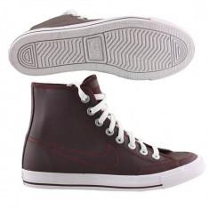 Bascheti originali NIKE GO MID - Tenisi barbati Nike, Marime: 42, Culoare: Din imagine, Piele naturala