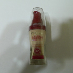 FOND TEN LOREAL INFALLIBLE ---MEDIU -30 ML ---SUPER PRET, SUPER CALITATE! - Fond de ten