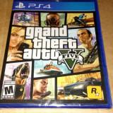 Joc Grand Theft Auto V, GTA V, PS4, original si sigilat, alte sute de jocuri!