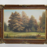 Vand tablou - Pictor roman, Natura, Ulei, Impresionism