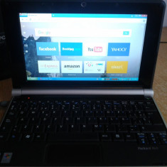 NETBOOK PACKARD BELL DOT ZG5 ATOM N270 1, 60GHZ, 1, 5GB RAM SI HDD SATA 160 GB - Laptop Packard Bell, Sub 15 inch, Intel Atom, 1501- 2000Mhz, 1 GB
