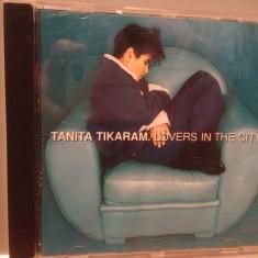 TANITA TIKARAM - LOVERS IN THE CITY (1995/WARNER/GERMANY) - CD /ORIGINAL - Muzica Pop