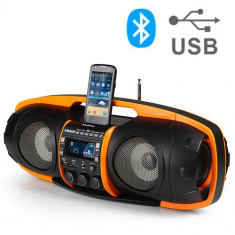 Aparat radio - Super Player Radio MP3 cu Bluetooth AudioSonic RD1549