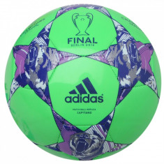 MINGE FOTBAL ADIDAS FINAL BERLIN 2015 CAPITANO - MINGE ORIGINALA DE LA MAMA EI!, Champions League, Marime: 4
