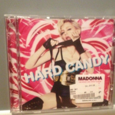 MADONNA - HARD CANDY (2008/WARNER/GERMANY) - CD/ORIGINAL - CA NOU ! - Muzica Pop