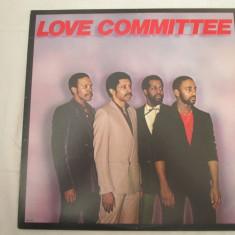 Love Committee – Love Committee _ vinyl, LP, album, SUA - Muzica R&B Altele, VINIL