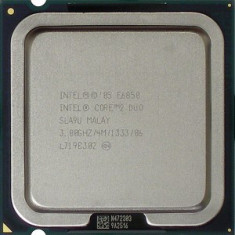 Procesor Intel Core 2 Duo E6850, 3.3GHz, 4MB Cache, 1333FSB, Socket LGA775