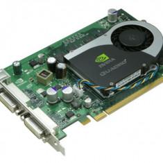 Placa video PCI-E nVidia Quadro FX 1700, 512 Mb/ 128 bit, 2x DVI