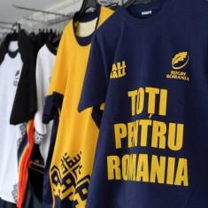Tricou sport rugby Romania - Echipament rugby