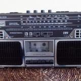 Radio casetofon ITT Intercontinental 110 - Aparat radio
